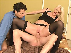 Courtney Taylor is a fantastic super-fucking-hot boss