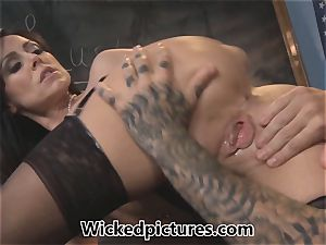 sleepy student is pulverized by schoolteacher Kendra eagerness
