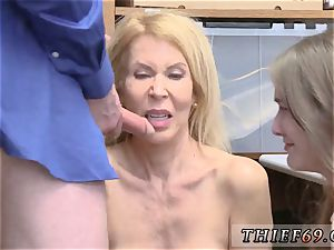 Caught snuffling chum fucking partner s sisters panties and dad crony s daughter-in-law almost by mommy